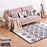 Almohadilla térmica, alfombras eléctricas para el área de calefacción, Felpa, Rayas Suaves, Almohadilla térmica...