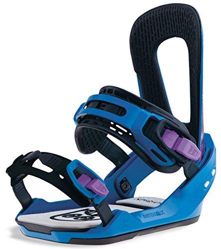 Switchback Eiki Helgason Snowboard Binding 2016 - Men's Large