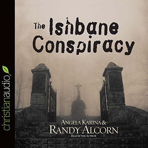 The Ishbane Conspiracy audiobook cover art