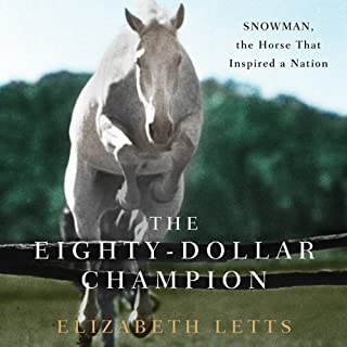 The Eighty-Dollar Champion audiobook cover art
