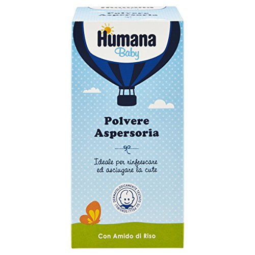 Humana Aspersory Powder with Rice Starch - 150 g