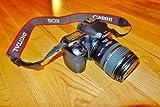 Canon EOS 40D DSLR with 17-85mm lens