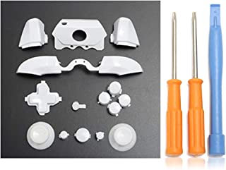 Goofly Common Remote Control Button Accessories + Tools Compatible with Xbox-One-Elite
