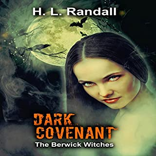 Dark Covenant: The Berwick Witches audiobook cover art