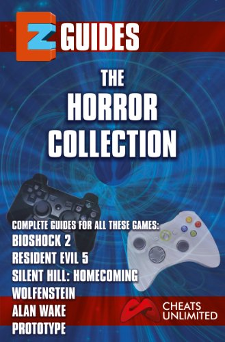 EZ Guides: The Horror Collection (English Edition)