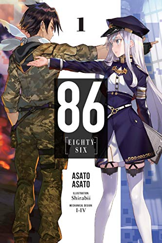 86--EIGHTY-SIX, Vol. 1 (light novel) (86--EIGHTY-SIX (light novel)) (English Edition)