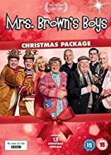 Mrs Brown's Boys Christmas Package Christmas Specials UK region 2 PAL format