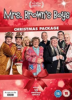 Mrs. Brown's Boys - Christmas Package
