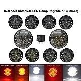 LED Update Complete Light Kits – 10pcs...