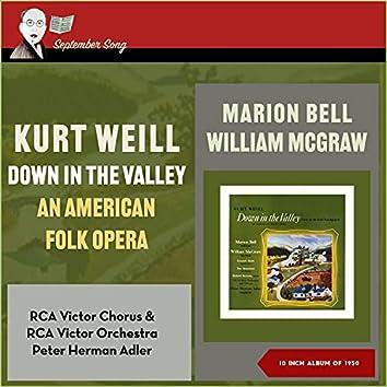 Kurt Weill: Down in the Valley (10inch Album of 1950)