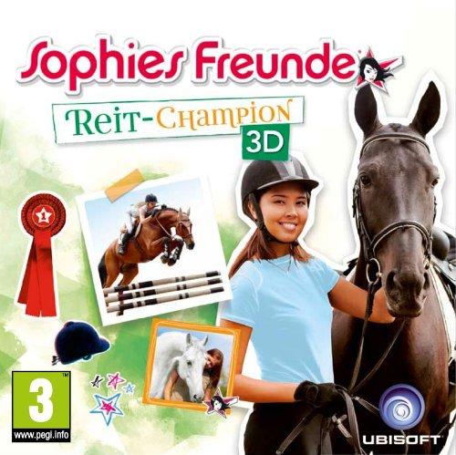 Sophies Freunde Reit - Champion (AT - PEGI) - [Nintendo 3DS]