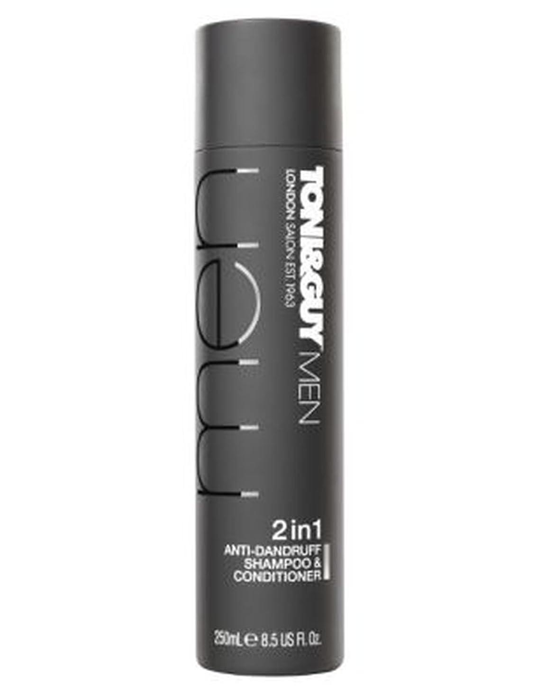きしむ学部リスクToni&Guy Men Anti-dandruff shampoo & conditioner 250ml - トニ&男男性のフケ防止シャンプー&コンディショナー250ミリリットル (Toni & Guy) [並行輸入品]
