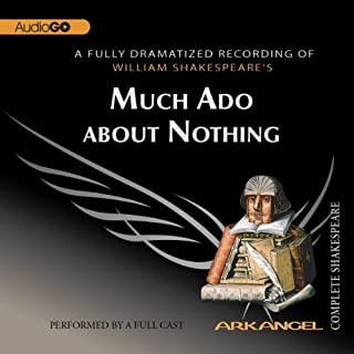 Much Ado about Nothing cover art