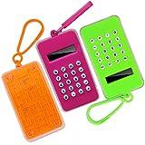 FineInno Taschenrechner Rechner Rechentrainer Calculator Übungsgerät Geschenk für Kinder Jungen