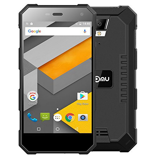 NOMU S10 IP68 4G Smartphone MTK6737 Quad Core 1,5GHz 2GB RAM 16GB ROM Android 6.0 OS 5.0' IPS 64 bits 2MP 8MP Étanche...