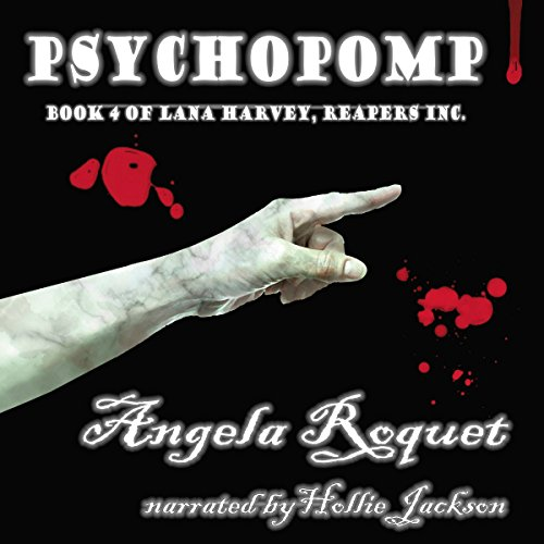 Psychopomp audiobook cover art