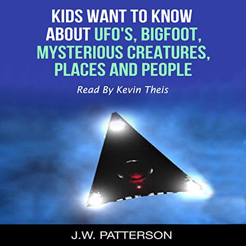 Kids Want to Know About Boxed Set Audiobook By J.W. Patterson cover art