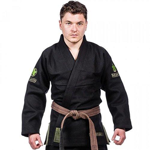Tatami Fightwear BJJ Gi - Camiseta para Hombre (Tejido Doble, 950 g/m²)