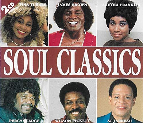 Sam & Dave, Aretha Franklin, Martha Reeves/Vandellas, Solomon Burke, Ike & Tina Turner..