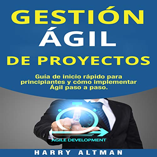 Gestion Agil De Proyectos [Agile Project Management] audiobook cover art