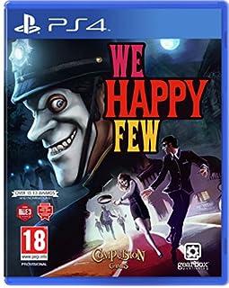 We Happy Few PS4 - PlayStation 4 (B074SPL1QQ) | Amazon price tracker / tracking, Amazon price history charts, Amazon price watches, Amazon price drop alerts