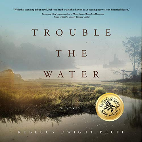 Trouble the Water Audiobook By Rebecca Dwight Bruff cover art