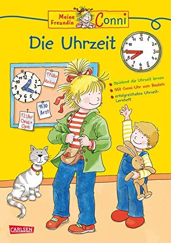 Conni Gelbe Reihe: Die Uhrzeit (Relaunch): Kinderbeschäftigung ab 5