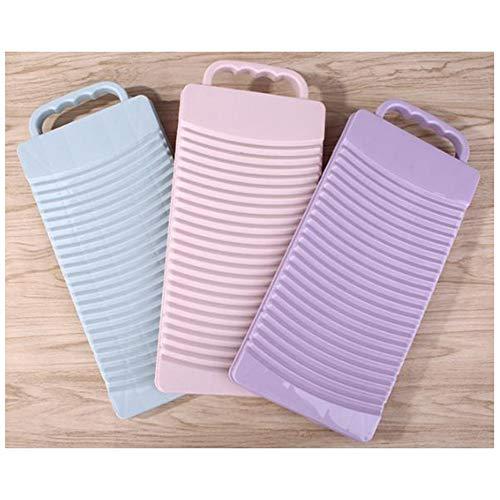 Waschbretthaushaltswaschbrettgröße Mini Dicke Plastik Kniende Mit Strafe Kreative Handgehaltene Wäsche 4 Pcs