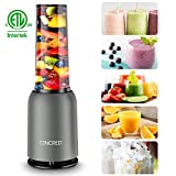 Updated 2019 Version Professional Personal Countertop Blender for Milkshake, Fruit Vegetables...