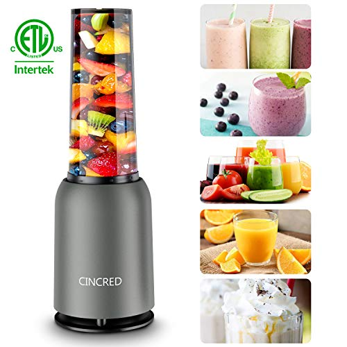 [Updated 2020 Version] Personal Countertop Blender for...