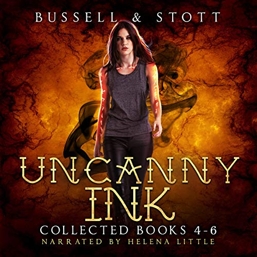 Uncanny Ink: Books 4-6  By  cover art