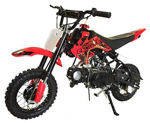 Coolster QG-213A 110cc Dirt Bike Black