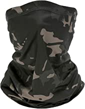 Face Scarfs Bandana Neck Warmer Lightweight Breathable Multifunctional Bandana Scarf Sun UV Protection Breathable Headband...