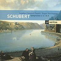 Symphonies 4 5 6 & 8 by F. SCHUBERT