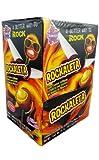 Sonrics Rockaleta Lollipop Chili Layered with Gum Center - 30 Ct. Case