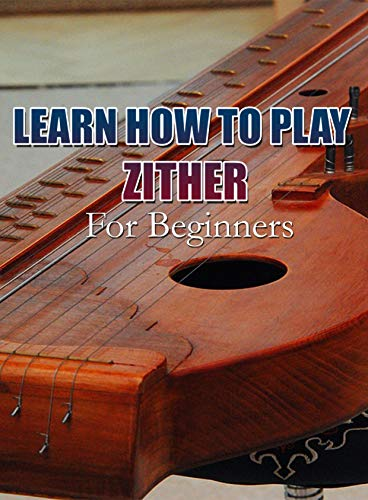 LEARN HOW TO PLAY ZITHER: For Beginners (English Edition)