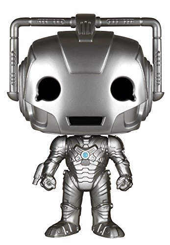 Funko Pop!- Vinyl: Doctor Who: Cyberman (4631)