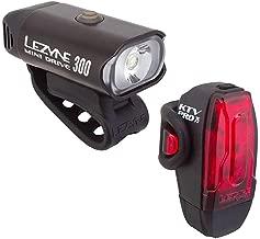Lezyne Light LEZ Combo Mini Drive 300/KTV BK