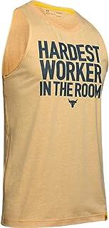 Under Armour Men's Project Rock B.s.r. Cut-Off T-Shirt