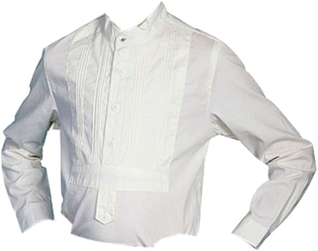 Scully Boys' Tuxedo Front Shirt