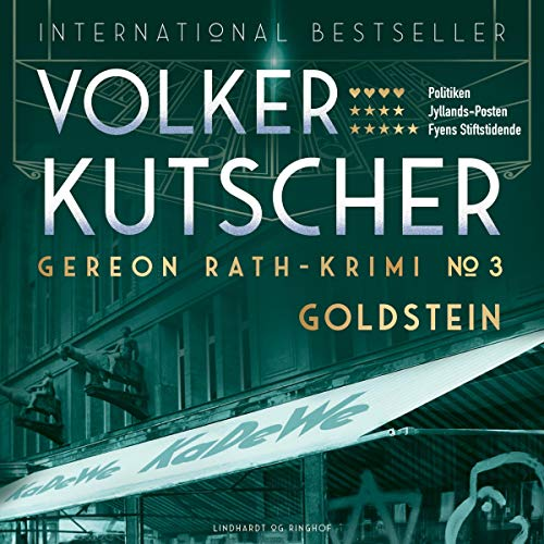 Goldstein  By  cover art