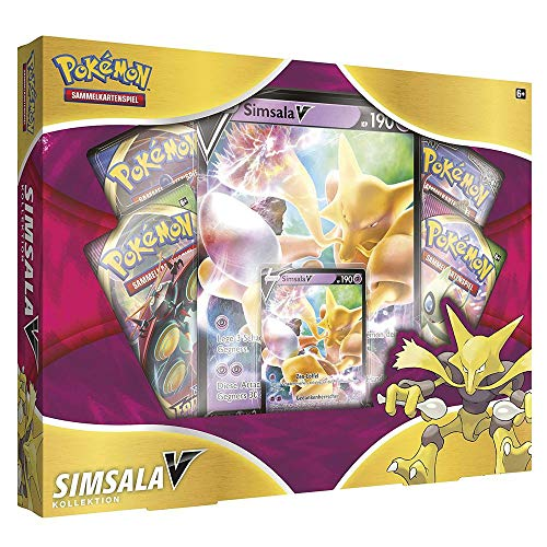 Pokemon - Simsala V Box - Deutsch