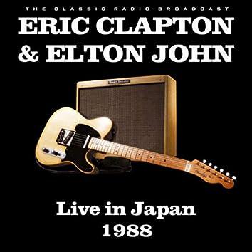 Live in Japan 1988 (Live)