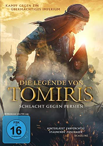 Die Legende von Tomiris - Schlacht gegen Persien