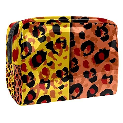 Bolsa de maquillaje portátil con cremallera bolsa de aseo de viaje para mujeres práctico almacenamiento bolsa cosmética zapato forma