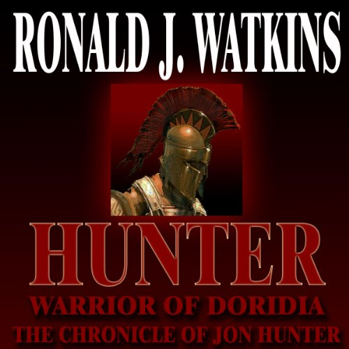 Hunter: Warrior of Doridia cover art