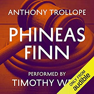 Phineas Finn cover art