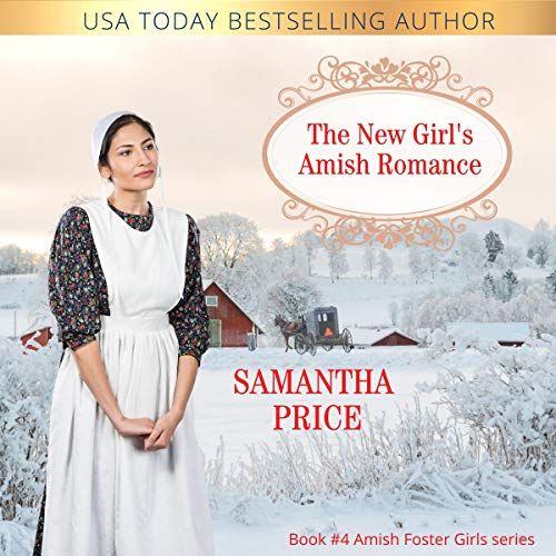 The New Girl's Amish Romance (A Christian Romance) Titelbild