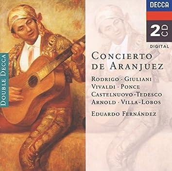 Rodrigo/Giuliani/Ponce/Arnold etc.: Guitar Concertos
