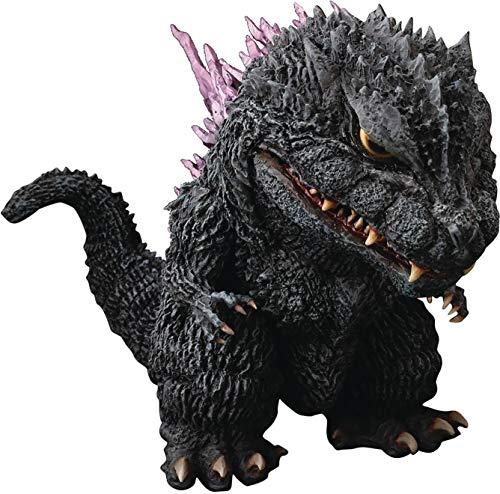 X-PLUS Godzilla 2000: Defo Real Soft Vinyl Statue, Multicolor